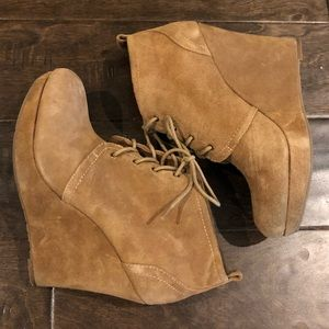 Jessica Simpson Catcher bootie
